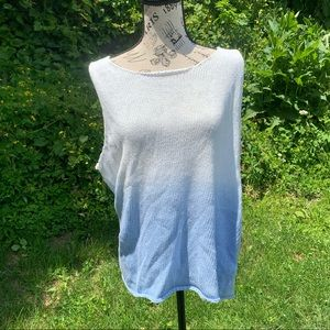 Ombre knit Forever 21+ tank top NWOT